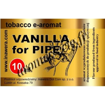 Arome Tabac Pipe Vanille Inawera