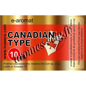Arome Tabac Canadian Type Inawera