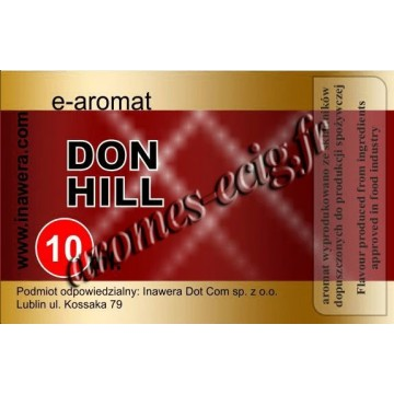 Arome Tabac Don Hill Inawera