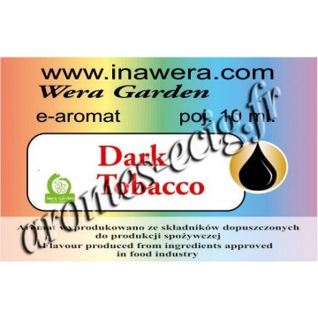 Arome Dark Tabacco additif Wera Garden