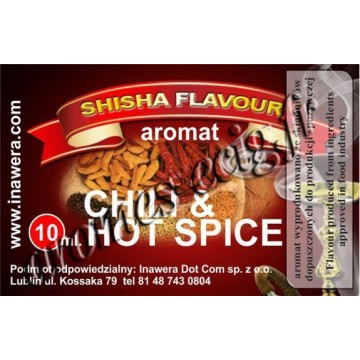 Arome naturel Chili Hot Spices