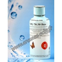 Base e-liquide 0 mg VPG 70/30 Inawera