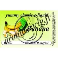 E-Liquide Banane 0 mg TDM classique