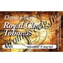 E-Liquide Royal Club 0 mg TDM classique