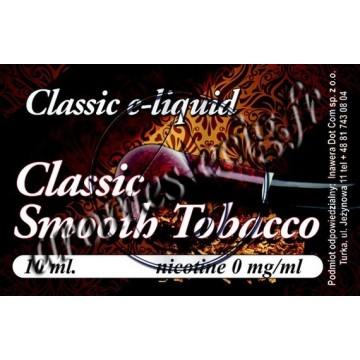 E-Liquide Tabac Doux 0 mg TDM classique