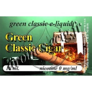 Green e-liquide Cigare 0 mg TDM classique