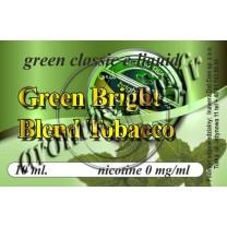 Green e-liquide Tabac Blond 0 mg TDM classique