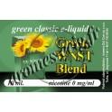 Green e-liquide WNST 0 mg TDM classique