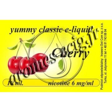 E-Liquide Cerise 6 mg TDM classique