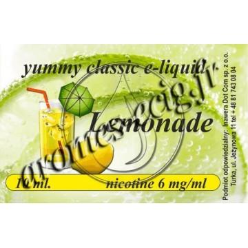 E-Liquide Limonade 6 mg TDM classique