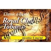 E-Liquide Royal Club 6 mg TDM classique