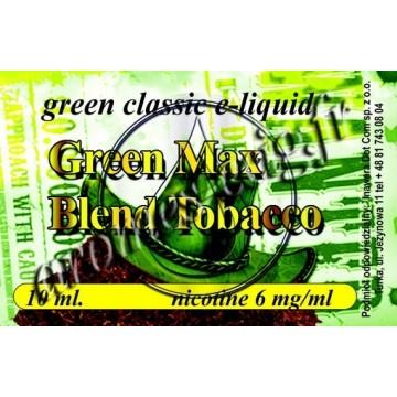 Green e-liquide Max Blend 6 mg TDM classique
