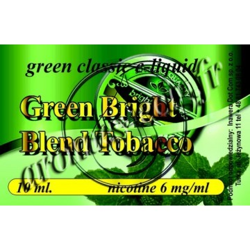 Green e-liquide Tabac Blond 6 mg TDM classique