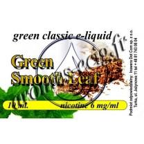 Green e-Liquide Tabac Fumé 6 mg TDM classique