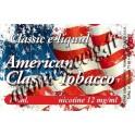 E-Liquide American 12 mg TDM classique