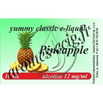 E-Liquide Ananas 12 mg TDM classique