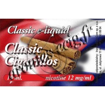 E-Liquide Cigarillos 12 mg TDM classique