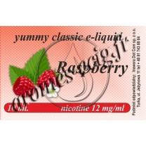 E-Liquide Framboise 12 mg TDM classique