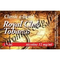 E-Liquide Royal Club 12 mg TDM classique