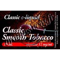 E-Liquide Tabac Fumé 12 mg TDM classique