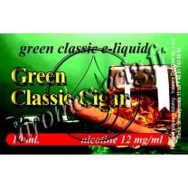 Green e-liquide Cigare 12 mg TDM classique