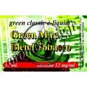 Green e-liquide Max Blend 12 mg TDM classique