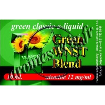 Green e-liquide WNST 12 mg TDM classique