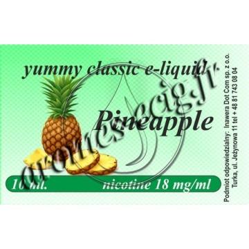 E-Liquide Ananas 18 mg TDM classique