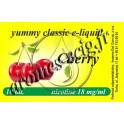 E-Liquide Cerise 18 mg TDM classique