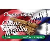E-Liquide Cigarillos 18 mg TDM classique