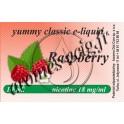 E-Liquide Framboise 18 mg TDM classique