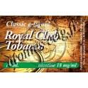 E-Liquide Royal Club 18 mg TDM classique