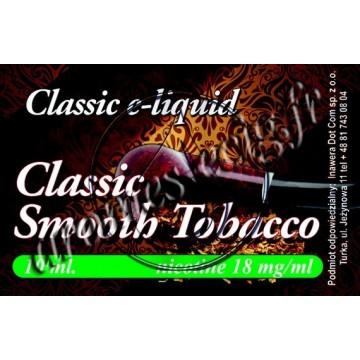 E-Liquide Tabac Fumé 18 mg TDM classique