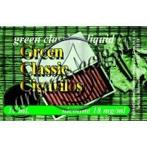 Green e-liquide Cigarillos 18 mg TDM classique