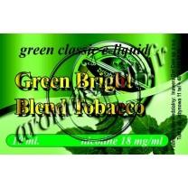 Green e-liquide Tabac Blond 18 mg TDM classique
