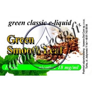 Green e-Liquide Tabac Doux 18 mg TDM classique