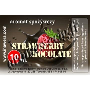Arome Chocolat Noir Fraise Inawera