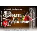 Arome Chocolat au Lait Fraise Inawera