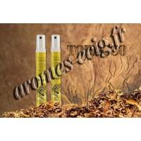 Arome Tabac Brun pour la chicha et le tabac