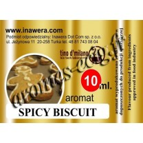 Arome Spicy Biscuit Tino D'Milano