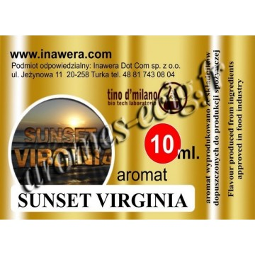 Arome Sunset Virginia Tino D'Milano