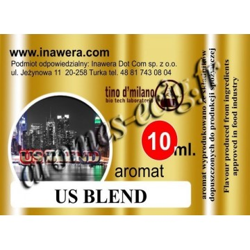 Arome US Blend Tino D'Milano