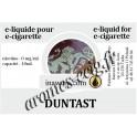 E-Liquide Duntast 0 mg Inawera