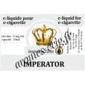 E-Liquide Imperator 0 mg Inawera