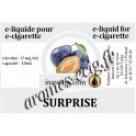 E-liquide Surprise 0mg Inawera