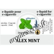 E-Liquide Menthe Glaciale 0 mg Inawera