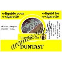 E-Liquide Duntast 6 mg Inawera