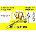 E-Liquide Imperator 6 mg Inawera