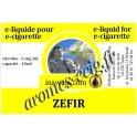 E-Liquide Zefir 6 mg Inawera