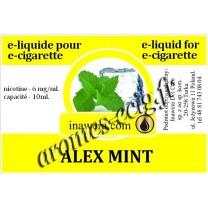 E-Liquide Menthe Glaciale 6 mg Inawera